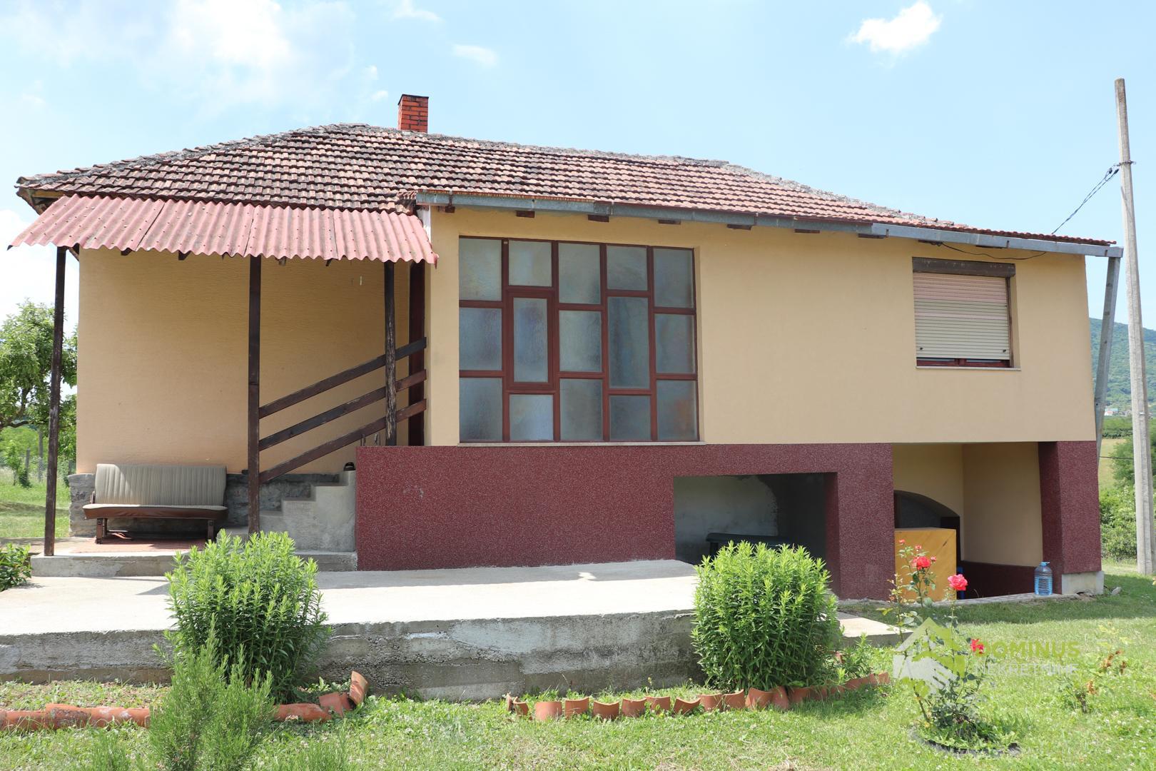 Kuća 65m2, 35a placa, Banja Aranđelovac