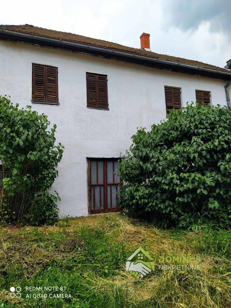 Kuća 84m2, 6.5a placa, Centar Aranđelovac